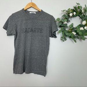 "Rodarte ""Radarte"" Barbed Wire Tee Shirt"